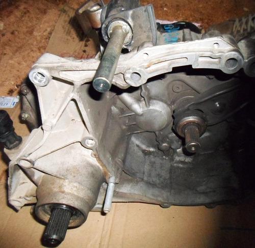 caixa cambio marcha manual renault sandero logan original