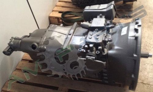 caixa cambio volvo vt2214 reman - am-parts