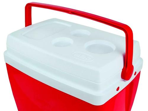 caixa camping litros térmica