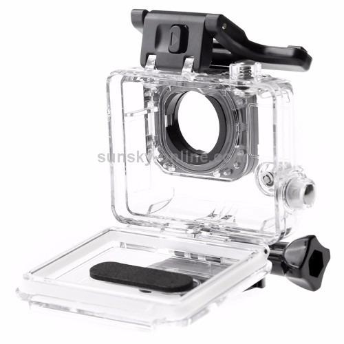 caixa case estanque câmera gopro hero 3 / 3+ /4 prova d'água