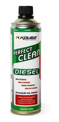 caixa com 24 perfect clean diesel koube