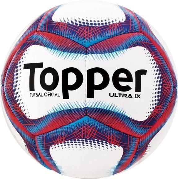 312fc8db52f18 Caixa Com 6 Bolas Topper Ultra Ix Futsal - R  390
