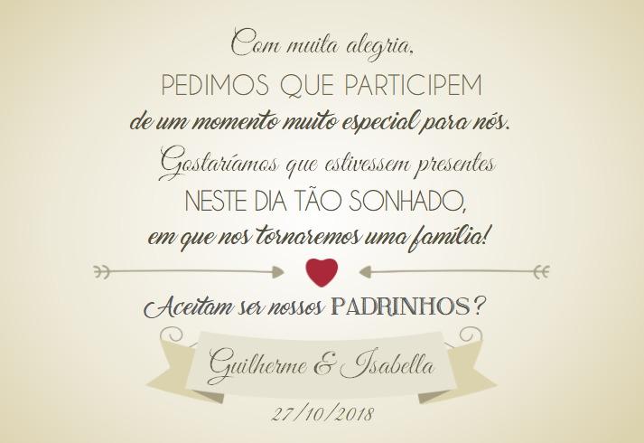 Caixa Convite Ou Lembrança Padrinhos Casamento 10 Unidades R 95