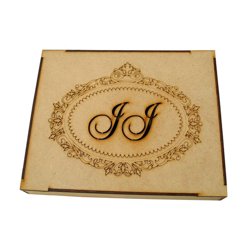 caixa convite provençal casamento lembrança padrinhos mdf