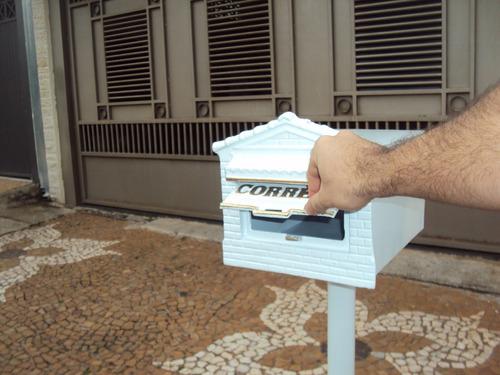 caixa correio americana,