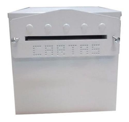 caixa correspondência grade horizontal vão 2cm