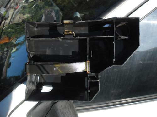 caixa da bateria p/ yamaha ybr 125.