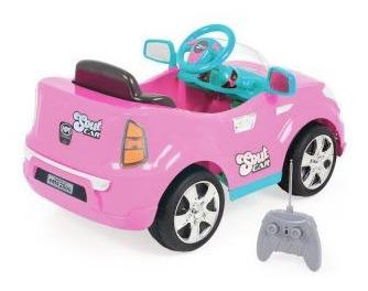 caixa da direção com motor 6v p/ soult car