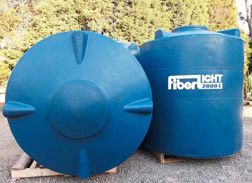 caixa d'agua 2.000 litros polietileno - frete grátis gde sp