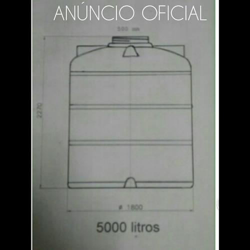 caixa dagua 5000 litros polietileno frete gratis gde sp