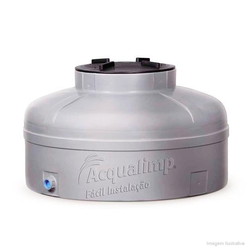 caixa dagua 500l facil instalacao acqualimp - somente sp