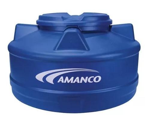 caixa d´agua amanco/fortlev boca fechada 1000litros 01 uni *
