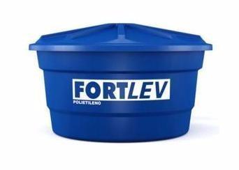 caixa d´agua c/ tampa fortlev 1000 lt - entrega somente sp