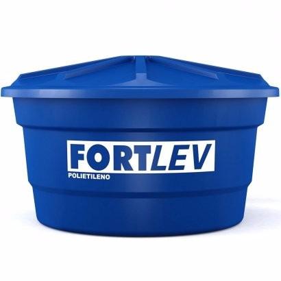 caixa d´agua c/ tampa fortlev  (cem) 100 litros *