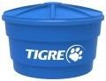caixa d'água tigre 1000l (tampa trava)