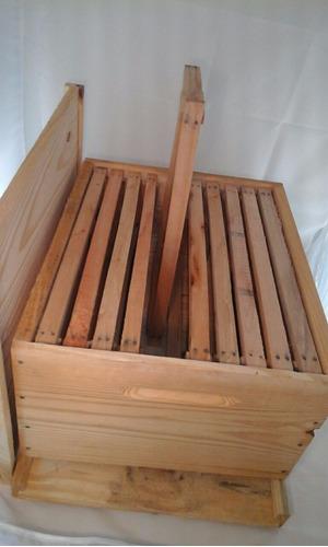 caixa de abelha ninho +10 quadros acima de 2 50%frete grátis