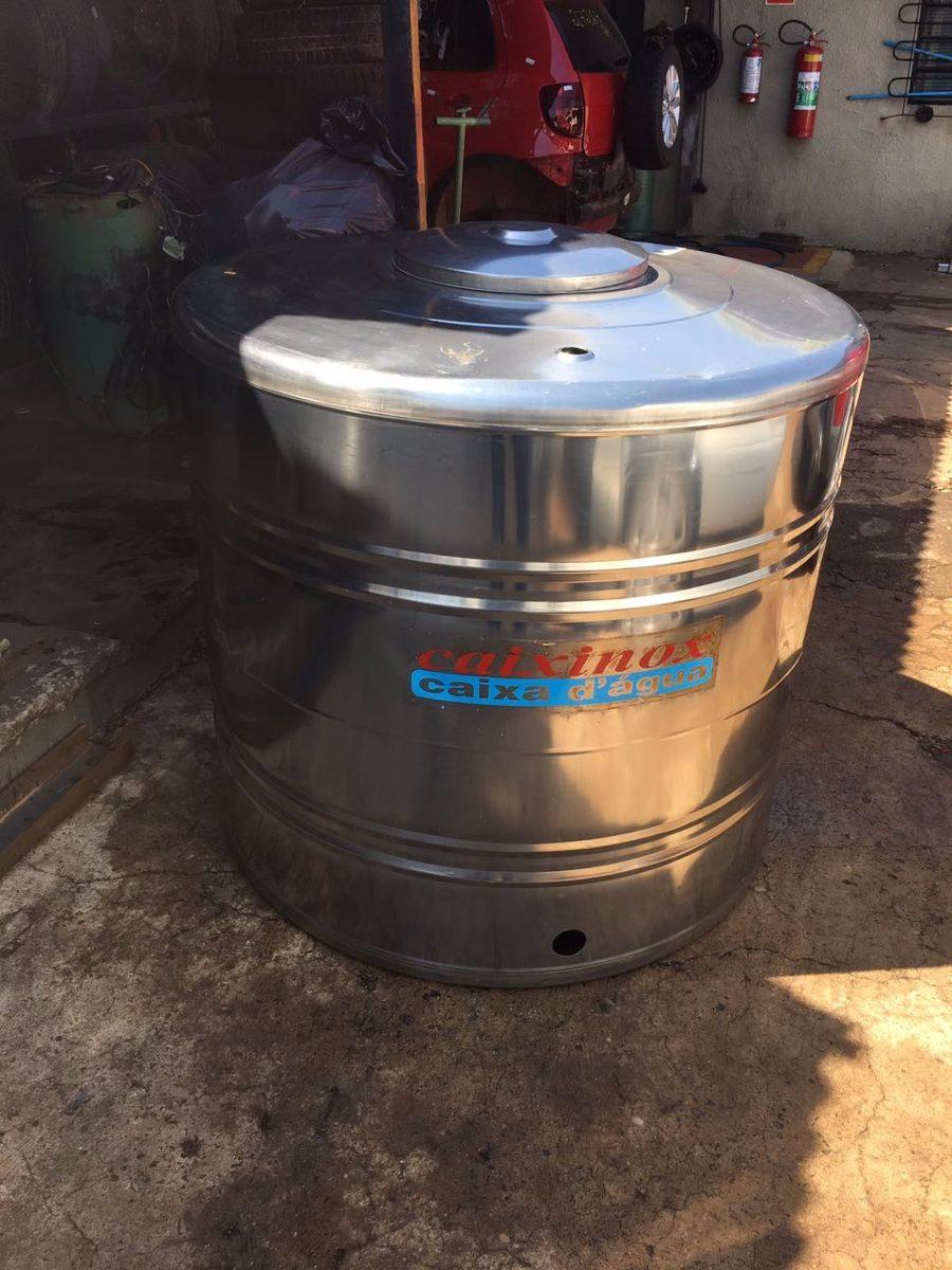 Caixa de agua 1000 litros inox caixinox r em for Estanque de agua 1000 litros