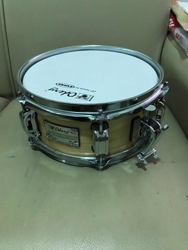 caixa de bateria odery eyedentity 10×4,5 north america maple