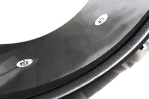caixa de bateria rmv cross road fiber 14 x 5,5 dark cedar