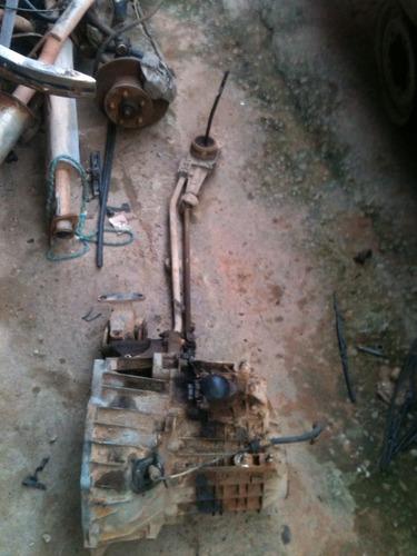 caixa de cambio manual ford mondeo 95