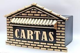 209849e1f46b Caixa De Correio Modelo Casinha (grade Ou Embutido) - Casa, Móveis e  Decoração no Mercado Livre Brasil