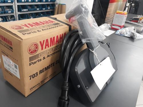 caixa de comando original yamaha  para motores 04 tempos