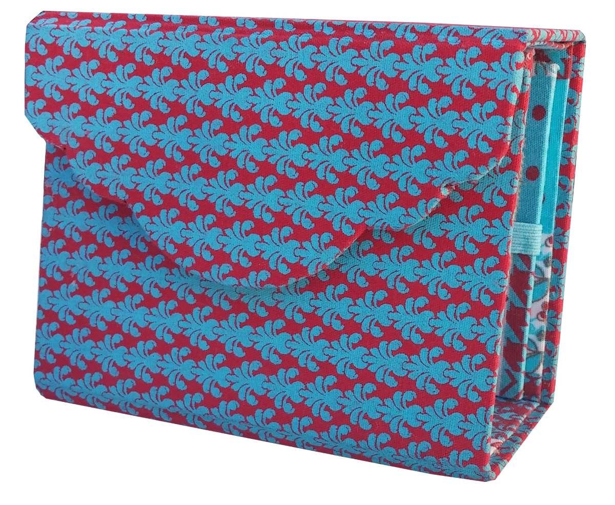 Bolsa De Mao Em Cartonagem Passo A Passo : Caixa de costura pequena com acess?rios em cartonagem r