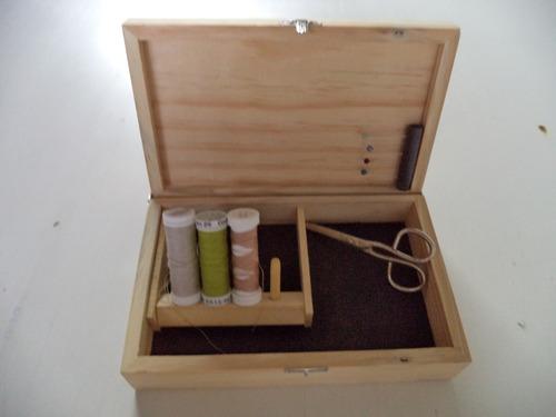 caixa de costura (produto novo)
