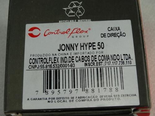 caixa de direção moto: jonny hype 50 marca: vini