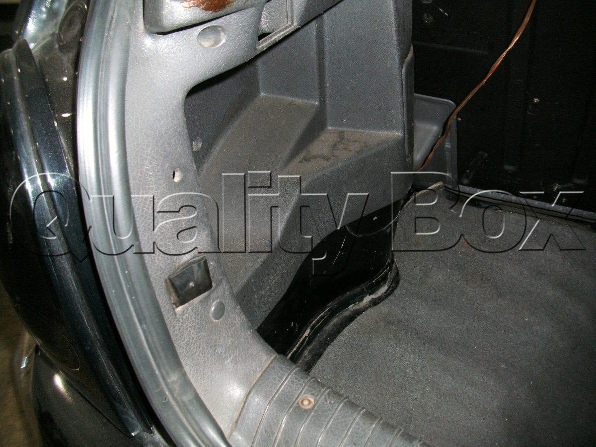 Caixa De Fibra Lateral Corsa Wind / Super (1994 2001) R$ 240 00 em  #5C4E43 1200x900