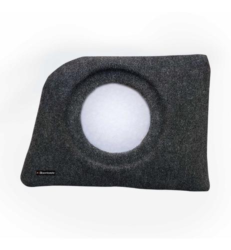 caixa de fibra lateral fiat tipo 89 - 97 p/ falante de 10 12