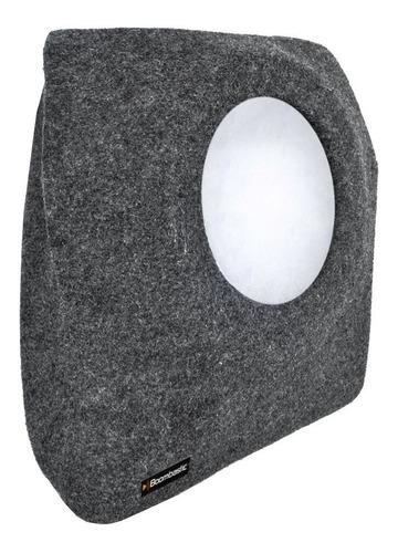 caixa de fibra lateral gol g2 g3 g4 para falante de 10 | 12
