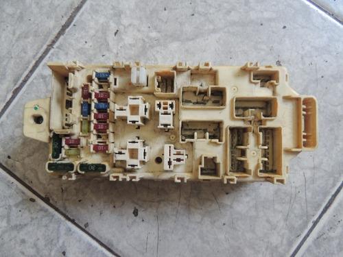 caixa de fusivel interna mitshubishi pajero tr4 2.0 flex2012