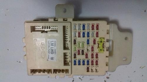 caixa de fusível ix35 91950-2s501  lm lhd