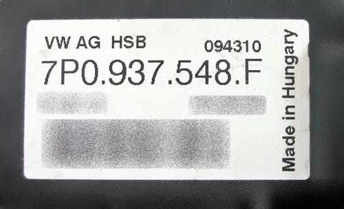 caixa de fusivel principal original 7p0937548f p vw touareg