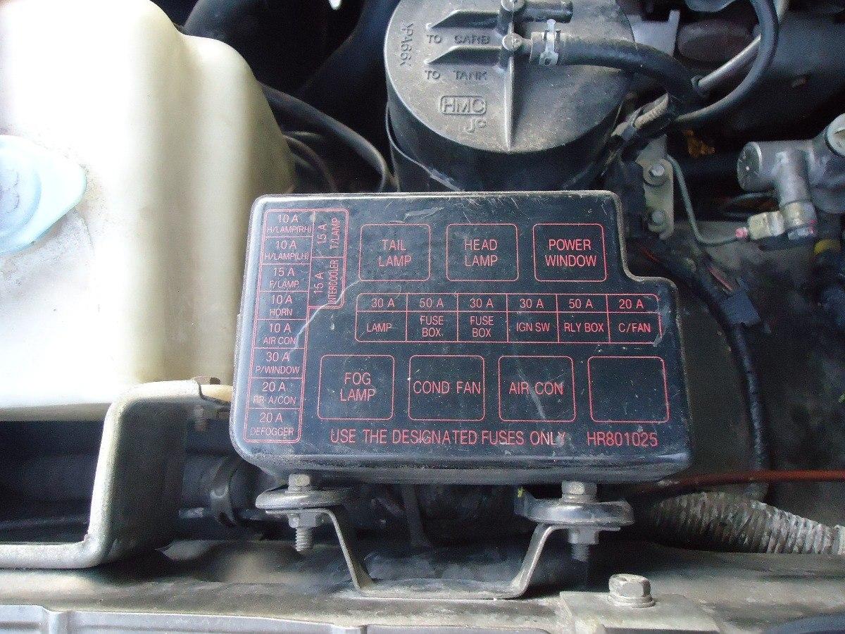 1500 Fuse Box Diagram Besides 1998 Mazda 626 Fuse Box Diagram