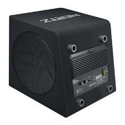 caixa de graves amplificada hertz dba200.3 8