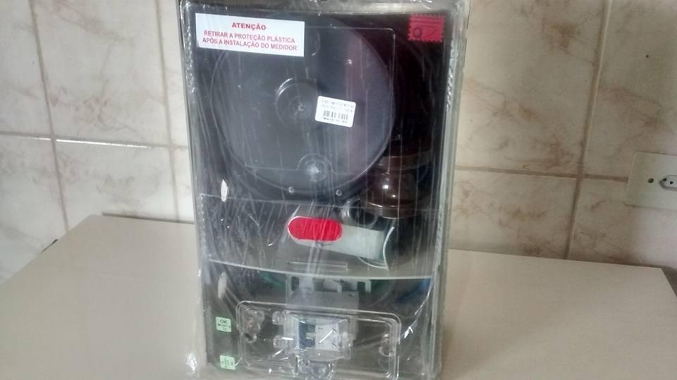 65f9bddee7c 2 caixa de luz - 1 medidor relógio - padrão eletropaulo-aes. Carregando  zoom.