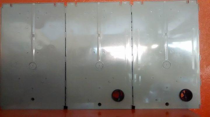 c4344ed37ed Caixa De Luz -2 Medidores relógios- Padrão Eletropaulo-aes - R  500 ...