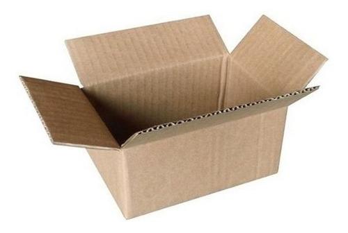 caixa de papelão 16x11x6 - tipo correio/sedex - 200 pçs