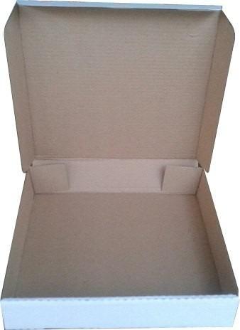caixa de papelão branca para doces ou salgados 53x44x12 n°10