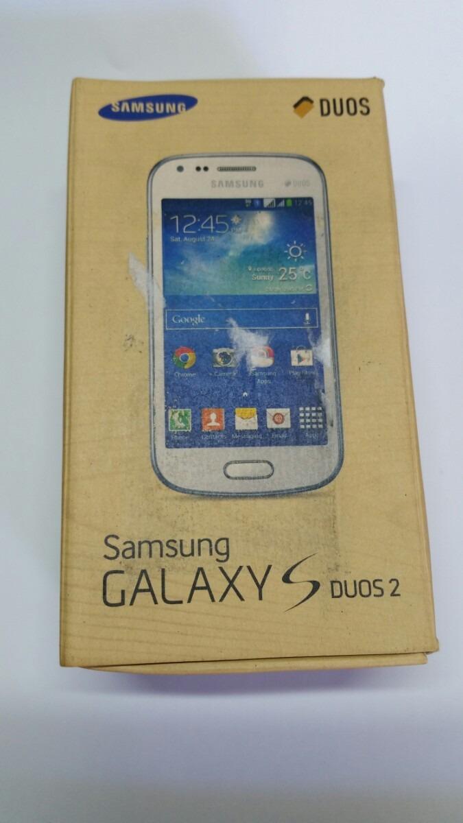 6ef983a74 Caixa De Papelão Do Galaxy S Duos 2 Gt-s7582l + Manual - R$ 29,99 em ...