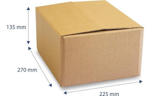 caixa de papelão med27x22x13 mod 03 correio sedex pac 25 uni