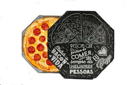 caixa de pizza big - 40cm - 25 unidades