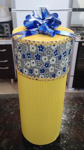 caixa de presente microondulado