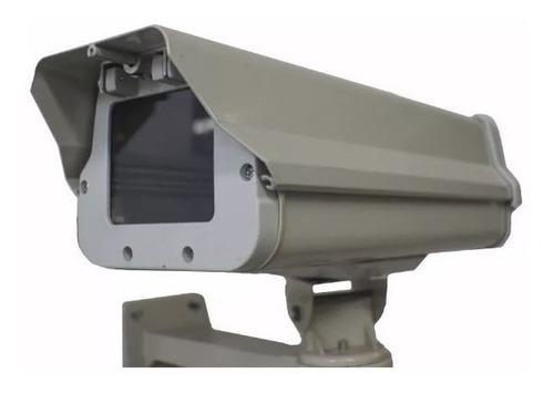 caixa de protecao ip 66 linha master grande c/ suporte zamac