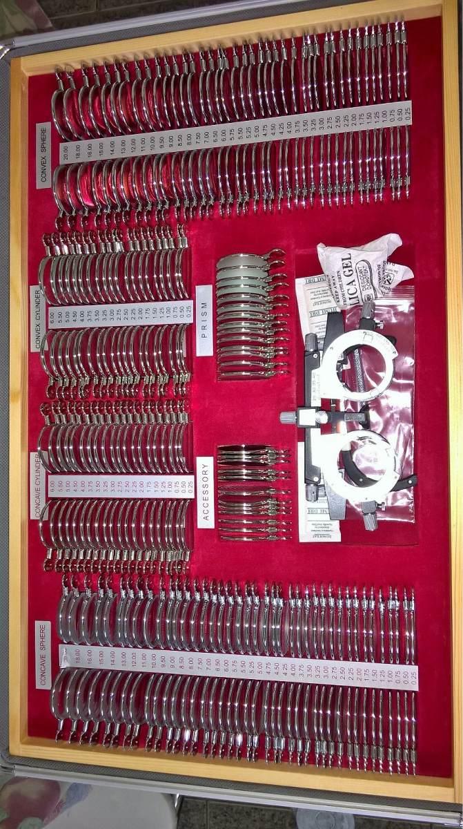 f0889365fbfeb caixa de provas e armação d provas optometria, oftalmologia. Carregando  zoom.