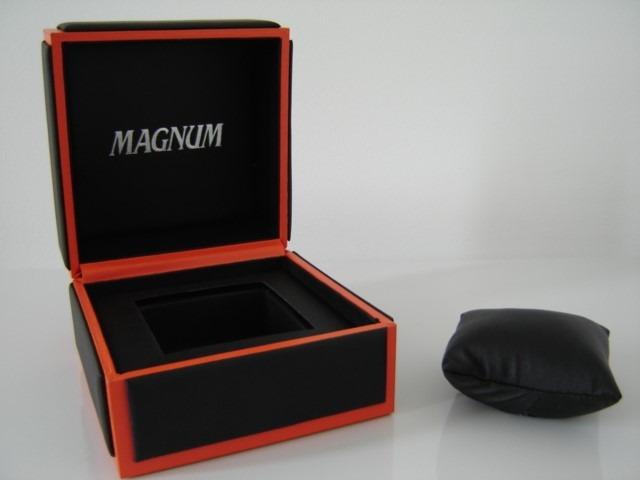 ee66d433640 Caixa De Relógio Magnum - R  18