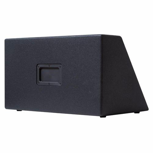 caixa de retorno (monitor) palco show p/  altofalante de 12