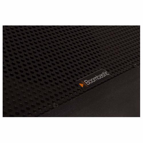 caixa de retorno(monitor) boombastic p/ um altofalante de 12